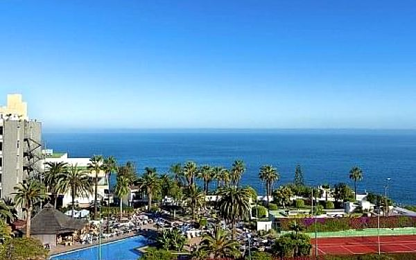 Interpalace by Blue Sea, Tenerife, letecky, all inclusive5