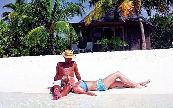 Kuredu Island Resort, Maledivy, letecky, all inclusive5