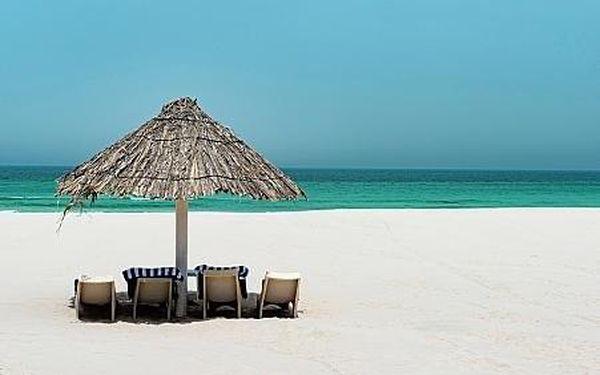 Umm Al Quwain Beach, Arabské emiráty, letecky, snídaně v ceně5