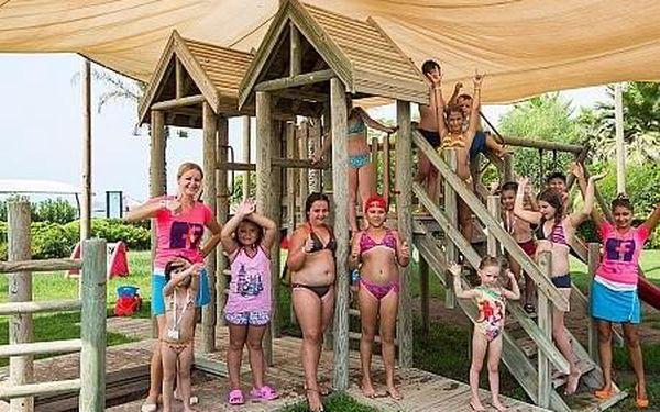Crystal Family Resort & Spa, Turecká riviera, letecky, all inclusive5