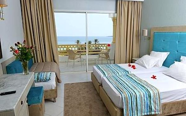 Liberty Resort, Tunisko, letecky, all inclusive5