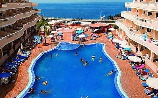 Bahía Flamingo, Tenerife, letecky, all inclusive2