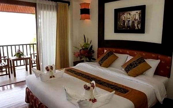 Kacha Resort and Spa Koh Chang, Koh Chang, letecky, snídaně v ceně4