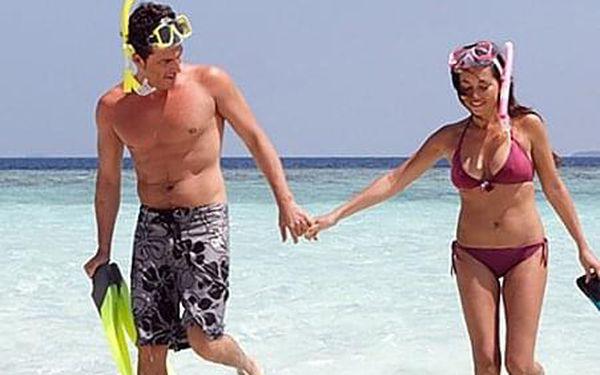 Fun Island Resort, Maledivy, letecky, all inclusive4