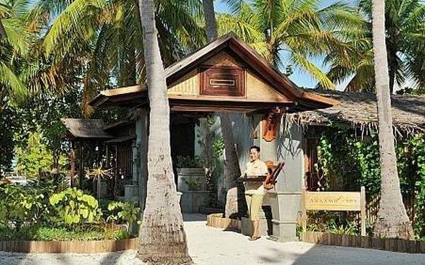 Fun Island Resort, Maledivy, letecky, all inclusive5