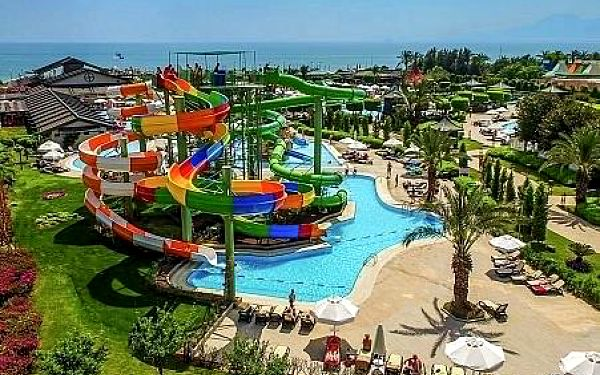Limak Lara De Luxe & Resort, Turecká riviera, letecky, all inclusive4