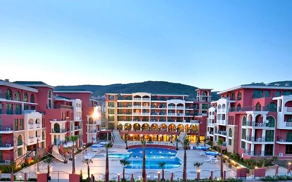 Hotel Saint George Palace, Burgas, letecky, all inclusive3
