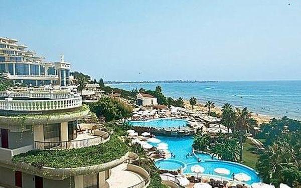 Crystal Sunrise Queen Luxury Resort & SPA, Turecká riviera, letecky, all inclusive4