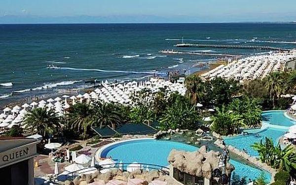 Crystal Sunrise Queen Luxury Resort & SPA, Turecká riviera, letecky, all inclusive5