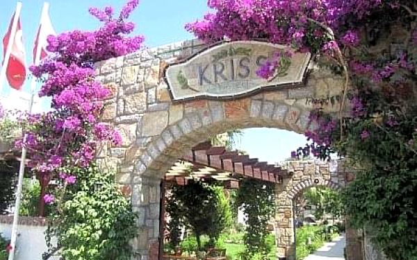 Kriss, Bodrum, letecky, all inclusive3