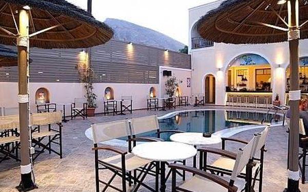 Enjoy Villas, Santorini, letecky, snídaně v ceně3