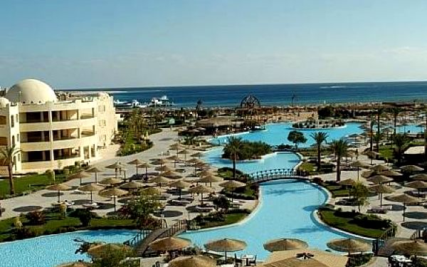 Tia Heights Hotel & Resort, Egypt - Hurghada, letecky, all inclusive5