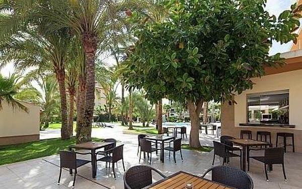 HM Ayron Park, Mallorca, letecky, snídaně v ceně4