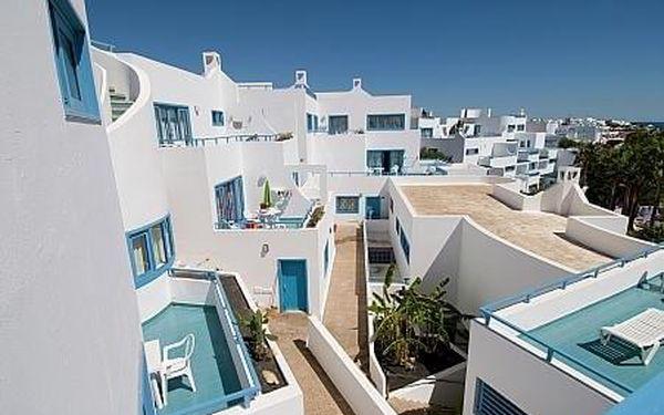 Costa Mar, Lanzarote, letecky, polopenze4