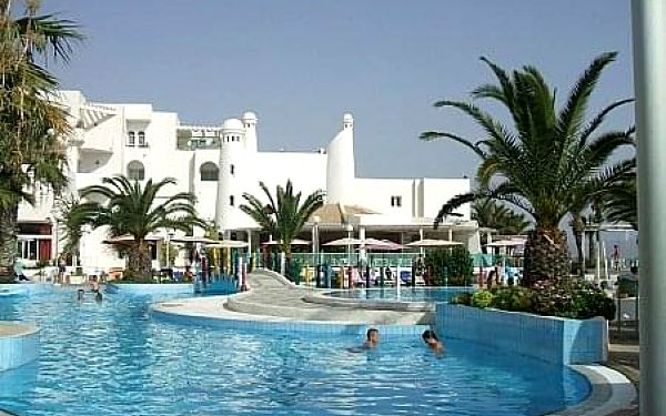 El Mouradi Skanes, Tunisko, letecky, all inclusive3