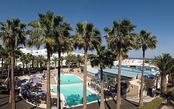 Costa Mar, Lanzarote, letecky, polopenze5