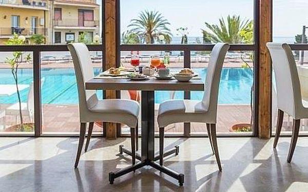 Villa Esperia, Sicílie, letecky, snídaně v ceně5