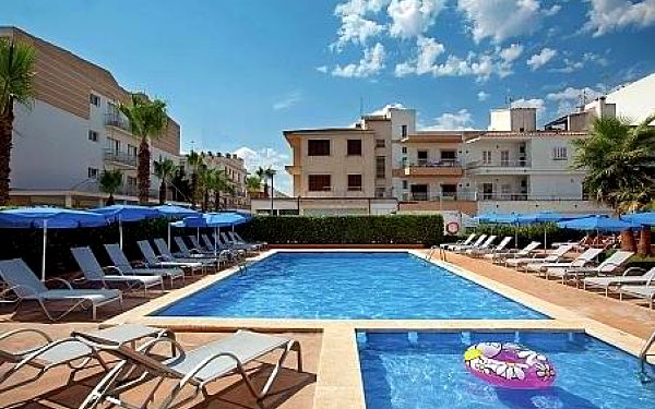 JS Horitzo, Mallorca, letecky, snídaně v ceně3