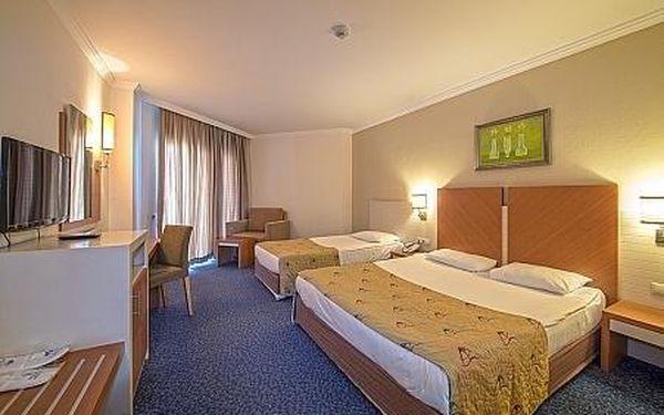 Crystal Admiral Resort, Turecká riviera, letecky, all inclusive5