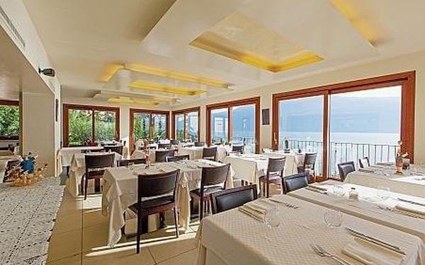 Meandro, Lago di Garda, vlastní doprava, snídaně v ceně5