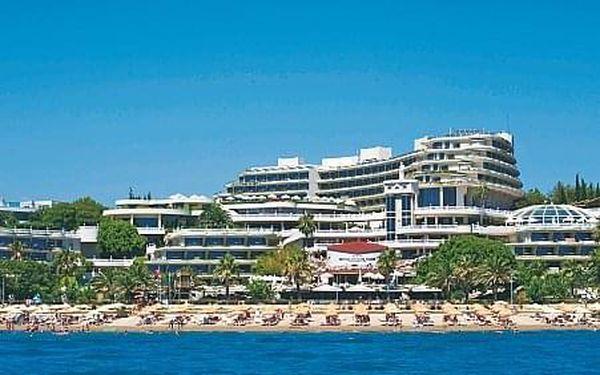 Crystal Sunrise Queen Luxury Resort & SPA, Turecká riviera