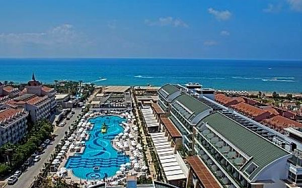 Crystal WaterWorld Resort & Spa, Turecká riviera, letecky, all inclusive3