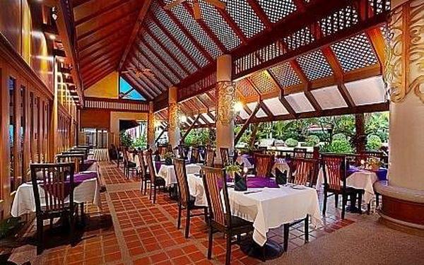Cha Da Thai Village Resort, Krabi, letecky, snídaně v ceně5