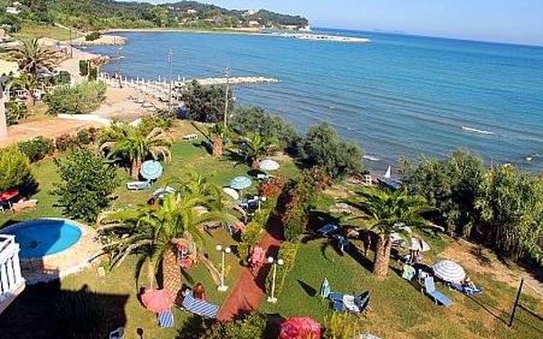 Angela Beach, Korfu, letecky, all inclusive5