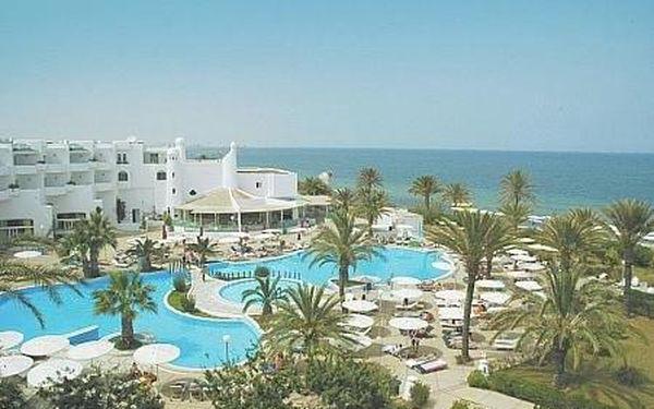 El Mouradi Skanes, Tunisko, letecky, all inclusive5