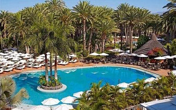 Seaside Palm Beach, Gran Canaria, letecky, snídaně v ceně5