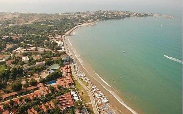 Nova Beach, Turecká riviera, letecky, all inclusive5