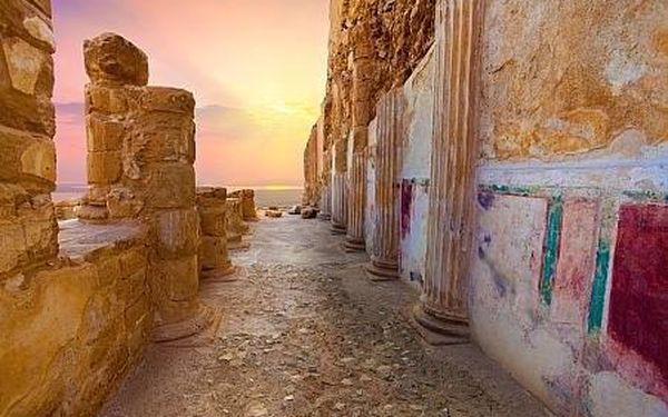 Krásy Izraele, Izrael, letecky, strava dle programu5