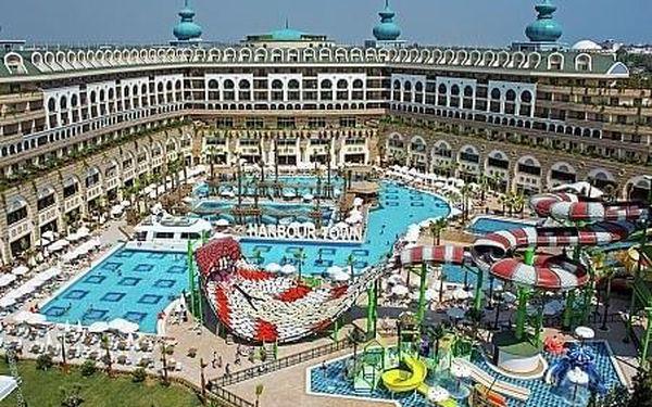 Crystal Sunset Luxury Resort & Spa, Turecká riviera