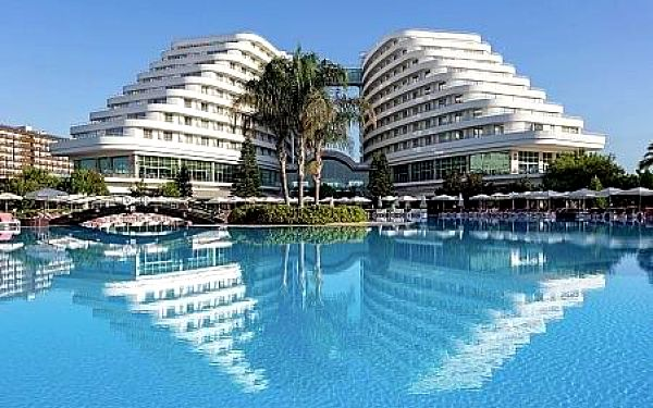 Miracle Resort, Turecká riviera
