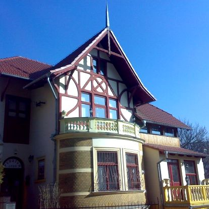 Ústí nad Labem: Penzion Lada a Lada 2