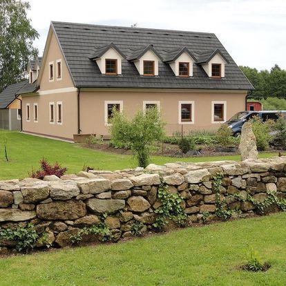 Nové Hrady: Penzion Žumberk