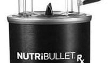 Delimano Nutribullet RX černý/stříbrný