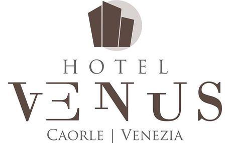 Itálie, Caorle: Hotel Venus Best Price