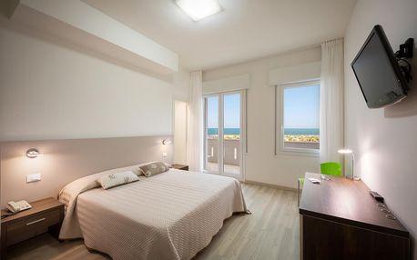 Itálie, Caorle: Hotel Delfino