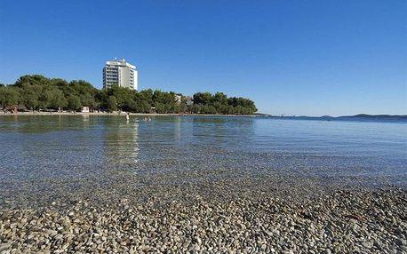 Chorvatsko - Vodice na 8 dní, snídaně s dopravou letecky z Ostravy