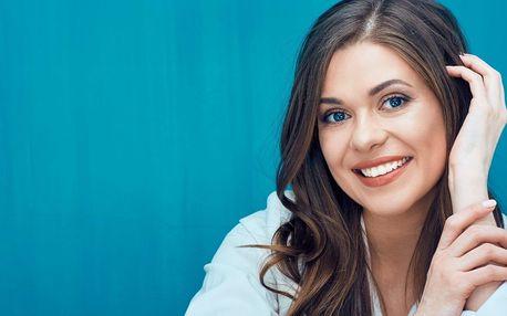 Dentální hygiena: čištění ultrazvukem i air flow