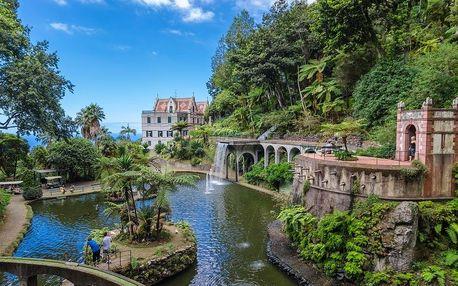 FLY AND DRIVE SEVERNÍ POBŘEŽÍ - FNCDSBL20 - Madeira na 8 dní, dle programu s dopravou letecky z Prahy