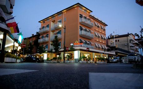 Itálie, Caorle: Hotel Da Mario