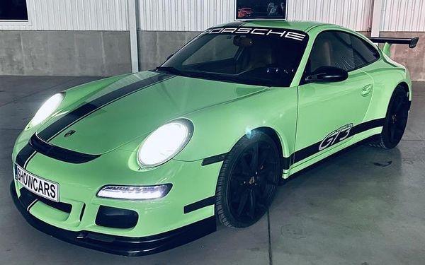 Jízda v supersportu Porsche 911 Carrera2