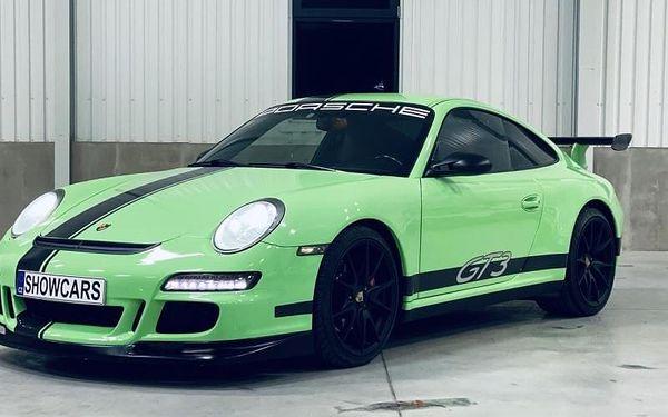 Jízda v supersportu Porsche 911 Carrera4