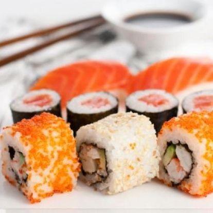 Degustační menu SUSHI