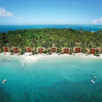 Maledivy - The Barefoot Eco (Haa Dhaalu Atoll) na 10 dní, snídaně s dopravou letecky z Prahy