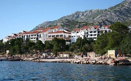 Hotel Zagreb, Chorvatsko, Střední Dalmácie, Karlobag