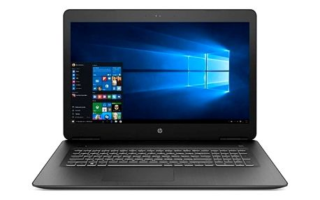 Notebook HP Pavilion Power 17-ab408nc černý (4KD22EA#BCM)