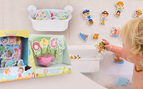 Skládačky do vany pro rozvoj dětské fantazie